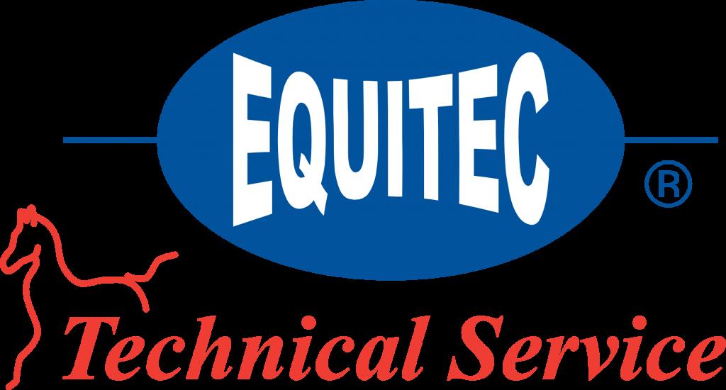 Logo equitec kleur
